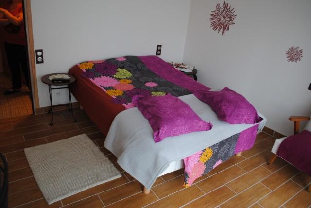 La isla bonita chambre d 39 h te l 39 ile bouchard indre et for Chambre d hote l ile bouchard