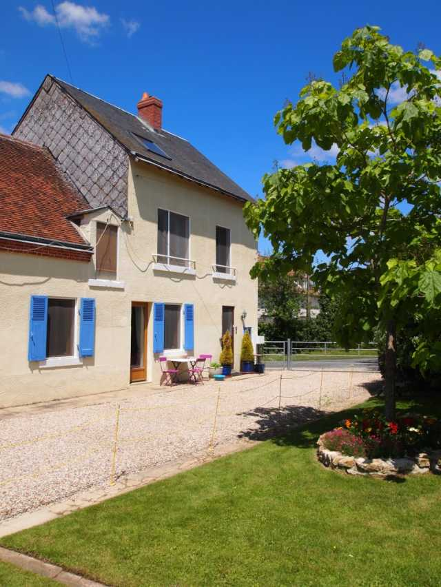 Appletons chambres d 39 hotes chambre d 39 h te argenton sur creuse indre 36 - Chambre d hote argenton sur creuse ...