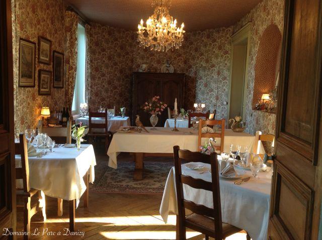 Domaine le parc chambre d 39 h te danizy aisne 02 for Restaurant le jardin 02190 neufchatel sur aisne