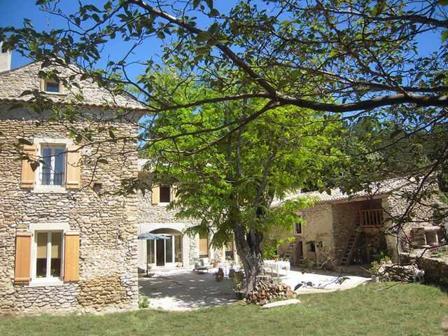 Le mas du haut roussillac chambre d 39 h te visan vaucluse 84 - Chambre d agriculture du vaucluse ...