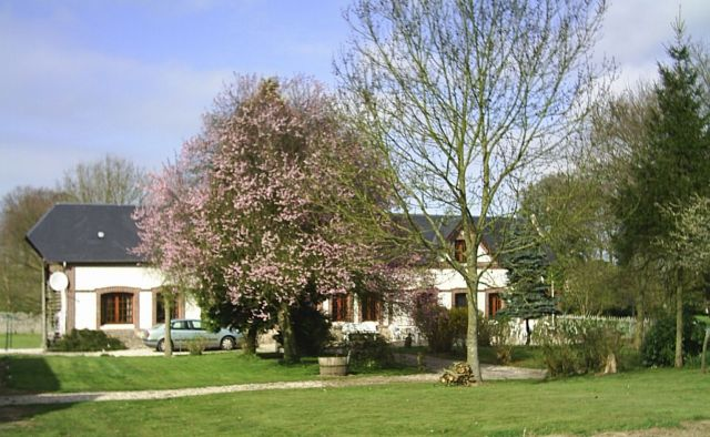 Bnb chambres d 39 hotes normandie chambre d 39 h te for Maison hote normandie
