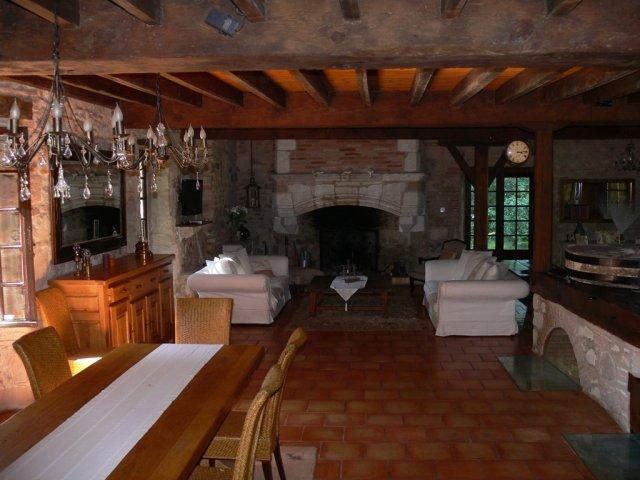 Moulin de rocquebert chambre d 39 h te grateloup lot et for Chambre d hote lot et garonne