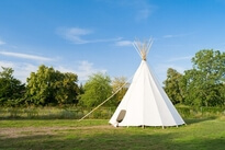 Chambres d'hotes, B and B Tipis insolite